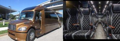 Atlanta 40 Passenger Charter Bus