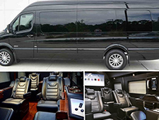 6 Passenger Luxury Sprinter Limo