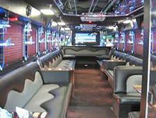 40 Passenger Party Bus Atlanta