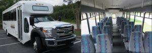 30 25 Passenger Mini Bus Atlanta