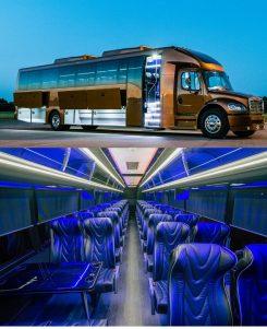 Charter Bus Rentals Atlanta