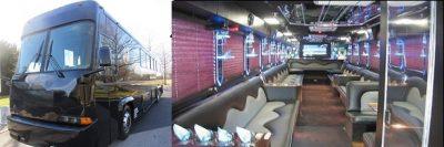 Atlanta 40-Passenger Party Bus