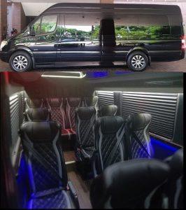 15 Passenger Luxury Sprinter Atlanta