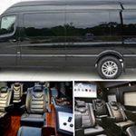 6- Passenger Executive Mercedes Sprinter Van