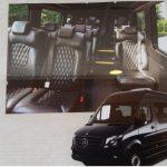 Atlanta Luxury Sprinter Van rental