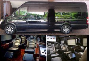 Luxury Sprinter Limo Van Atlanta
