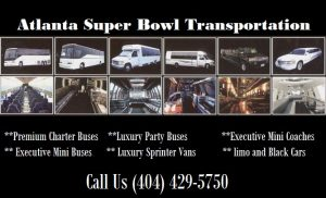 Atlanta Super Bowl Transportation Service