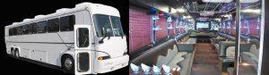 Atlanta Party Bus Rental Charter